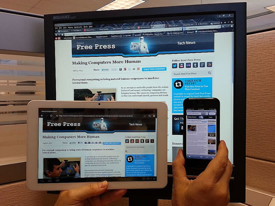 Responsive web design for better search results